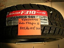 1 PNEU  YOKOHAMA 205 65 R15  F 310 plus S.NEUF
