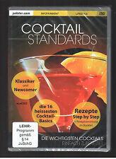 Cocktail Standards  Die wichtigsten Cocktails einfach zubereitet DVD