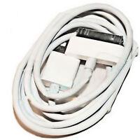 Apple USB  Datenkabel  Ladekabel MA591G/B  30 Pin für iPod  iPhone  iPad