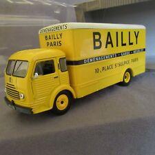 955E Altaya Camions d'Autrefois 31 Simca Bailly 1:43