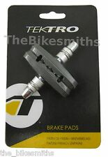 Tektro V-Type Brake Pads Shoes 65mm Front/Rear MTB Hybrid Bike Pair fit Shimano
