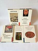 La Bibliothèque du XXe siècle * Lot de 5 Titres * France Loisirs 1990 *  TBE  CN
