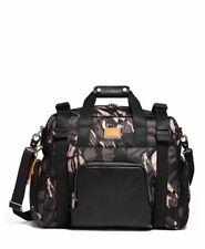 TUMI 0232658GHLP Buckley Duffel Gym Bag Men's Ballistic Nylon Gray Camo  NWT