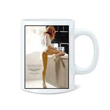 Aston Martin Car Sexist Advertising Coffee Tea Mug - Write Coffee Mug 11oz 15oz