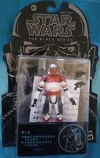 Commander Comandante Thorn Star Wars the black series # 15 Hasbro