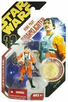 Star Wars 30th Anniversary ANH Biggs Darklighter figure With Gold Coin