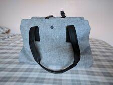 NEW Lululemon Go Getter Bag Heatproof Pocket 26L (Heathered Black)