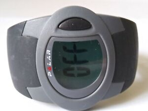 Heart Rate Monitor Polar Electro CEO 537 Water Resistant Water NEW BATTERY