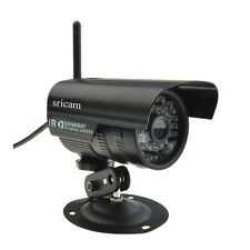 Wireless Network IP Outdoor Security LED IR Night Vision Waterproof Camera sdf