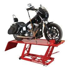 Hydraulic Motorcycle Lift For Sale In Stock Ebay