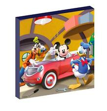 MICKEY MOUSE CLUBHOUSE CANVAS PICTURE