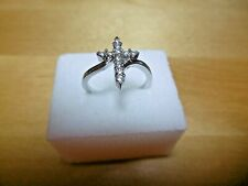 Brand New Boxed Beautiful Poignant Christian Ring Size N