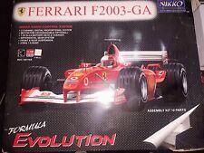 1/10 Ferrari F1 2003 GA Radio Control Scale Unopened boxed Nikko Evolution🏎🏁