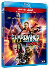 PELICULA  DISNEY  BLU-RAY  GUARDIANES DE LA GALAXIA VOL. 2 (BD3D+BD)  NUEVO (...