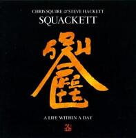 SQUACKETT - LIFE WITHIN A DAY [DELUXE EDITION] NEW CD