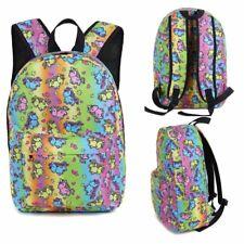 Unicorn College Rucksack Backpack Student Boy Girls Schoolbag Travel Fantasy