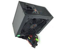 550 Watt ATX Power Supply 12CM Fan Black 20+4 24pin/ATX12V 4pin/SATA/Molex/Pci-e