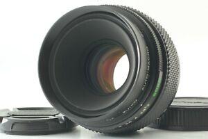 """ Near MINT+++ "" Olympus OM-System Zuiko Auto-Macro 50mm F2 Lens from Japan"