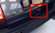 Renault LeCar / R5 Door Plastic