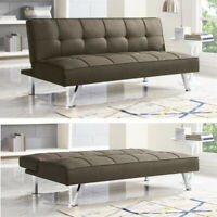 Sofa Bed Sleeper Convertible Lounge Couch Living Room Futon Furniture Upholstery