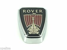 Genuine New ROVER BOOT BADGE Rear Logo Emblem 200 Hatch & 400 XW 1990-1995