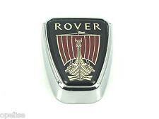Genuine New ROVER BOOT BADGE Rear Logo Emblem 200 Hatch & 400 XW 1990-1995