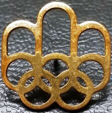 Vintage Olympic Games Montreal 1976 Official Participant Olympic Pin - Canada