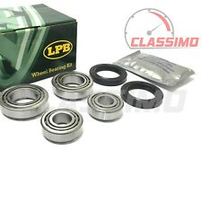 Front Wheel Bearing Kit Pair for FORD ESCORT MK 1 - 1.0 1.1 & 1.3 - 1967 to 1975