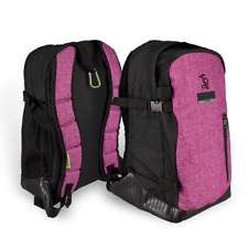 Kookaburra Hockey Lithium Rucksack Bag Stick Clothing Equipment Carrier - Mauve