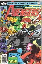 The Avengers Comic Book #188 Marvel Comics 1979 VERY FINE-