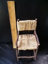 Vintage Miniature Chair