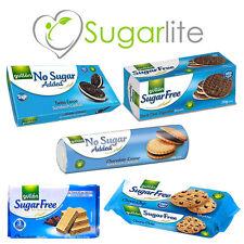 Gullon Sugar Free Biscuits Chocolate Selecion x 5 packs