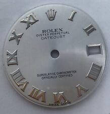 Original Rolex Midsize Datejust 31mm gray Dial