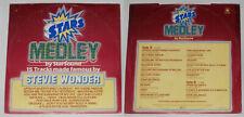 """StarSound - Stars on Medley (Stevie Wonder) - U.K.12"""" LP  vinyl"""