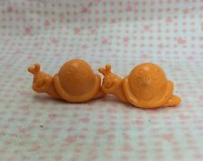 Vintage Littlest Pet Shop Pets Sea World Stars Dolly Dolphin Snail Friend Lot 2
