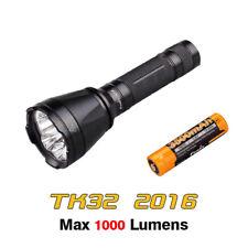 Fenix TK32 2016 Cree LED Red Green Tactical Flashlight Torch+3500mAh Battery