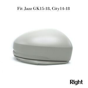 For Honda Fit Jazz GK'15-'18, City'14-'18 Rh Wing Mirror Cap Cover