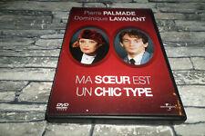 DVD -  MA SOEUR EST UN CHIC TYPE /   Pierre Palmade  Dominique Lavanant  / DVD
