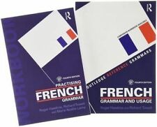 French Grammar and Usage + Practising French Grammar (Routledge Reference Gramma