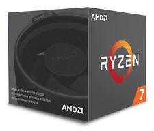 AMD Ryzen 7 2700 - 3.2GHz Octa Core Socket AM4 Processor