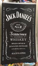 New Vertical Jack Daniels Liquor Flag 3x5' Polyester
