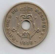 BELGIUM - 10 Centimes - Léopold II (French) 1906 Copper-nickel – 4 g – ø 22 mm