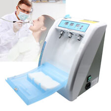 Dental Automatic Handpiece Maintenance Lubrication System Cleaner Oiling Machine