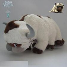 "17"" The Last Airbender Resource 40cm Appa Avatar Stuffed Plush Doll Soft Toy"