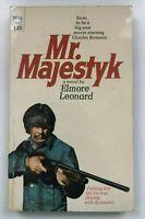 1974 Charles Bronson Mr. Majestyk Elmore Leonard PBO MOVIE TIE DELL 5887