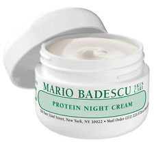 Mario Badescu Protein Night Cream Skin Care for Dry Skin 1 oz