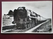 POSTCARD RP THE MERCHANT VENTURER LOCO NO 70018