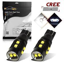 50W White High Power CREE LED T10 194 168 Backup Reverse light Lamp LED Bulb