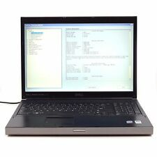 DELL Precision M6400 with 12GB, C2D T9600 2.80GHz Laptop (Cam) R545