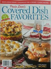 Paula Deen's Covered Dish Favorites 2017 Classic Recipes Salads FREE SHIPPING sb